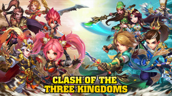 Three Kingdoms - Idle Games