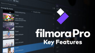 FilmoraPro review