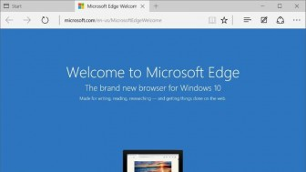 Microsoft Edge now read web pages in several languages