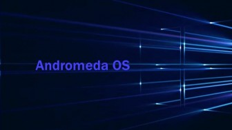 Microsoft is working on Andromeda OS