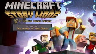 Minecraft: Story Mode - A Telltale Games Series giveaway